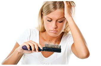 donna capelli spazzola