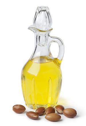 photo pot vase d'huile argan