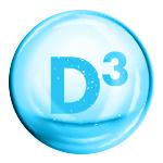 Vitamin D3 symbol