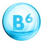 vitamin B6 symbol