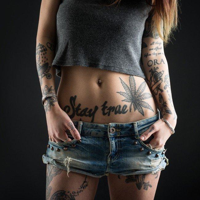 Come rimuovere i tatuaggi senza il laser