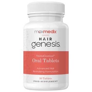 maxmedix HairGenesis Trichoceutical 30 Compresse