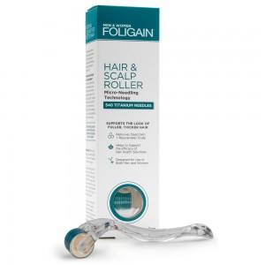 Foligain™ Roller per Capelli e Cuoio Capelluto