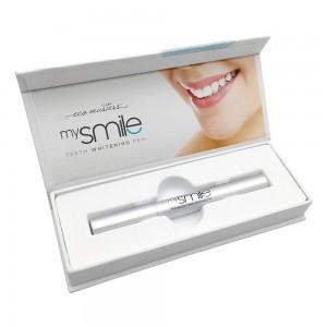 Eco Masters mySmile Penna Sbiancante Denti - 1 x 2ml Penna Gel Sbiancante