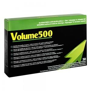 Volume500 | Qualità e Volume del Liquido Seminale | Zinco | ShytoBuy