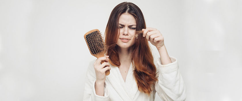integratori contro la perdita dei capelli